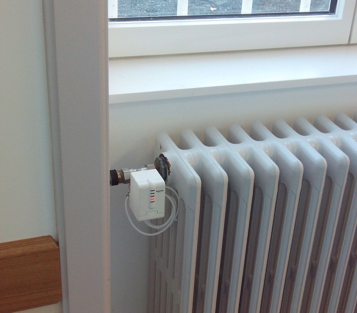 regulationradiateur