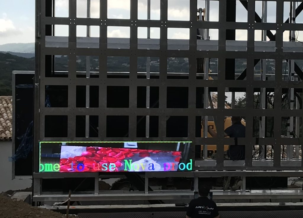 DALLES-LCD