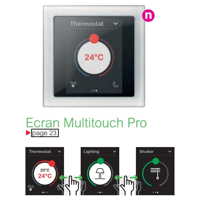 Multitouch pro